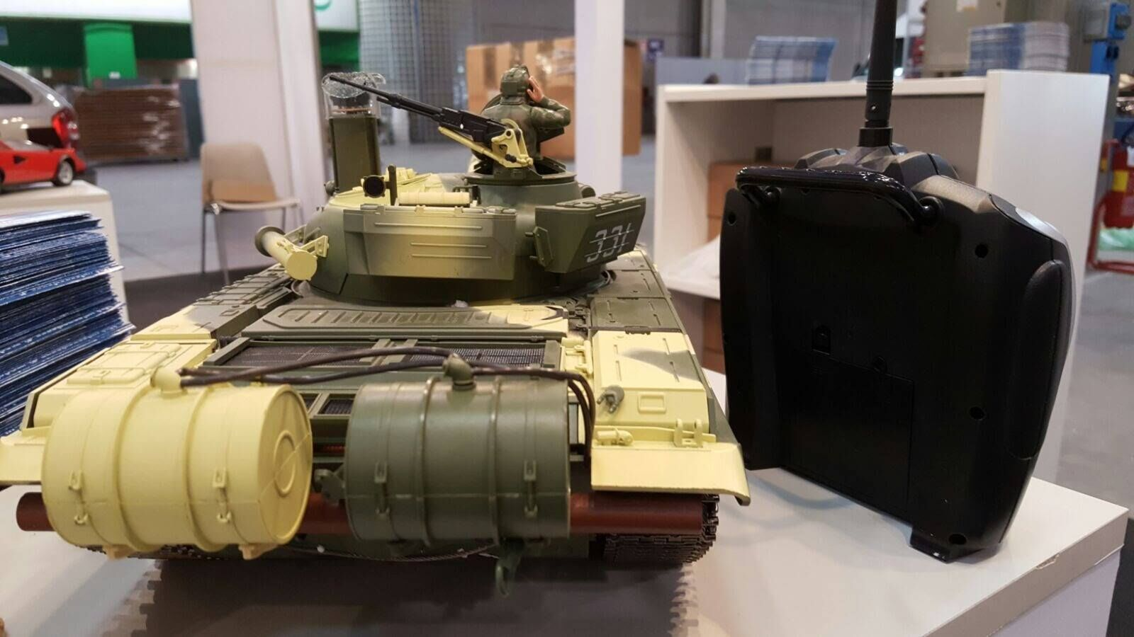 Looking for a great military RC scale model? Check out our 1:16 ...