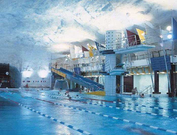 Itakeskus Swimming Pool