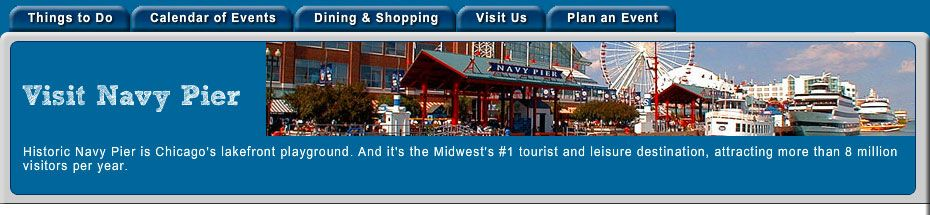 The Navy Pier free trolley operates Memorial Day through Labor Day and during select special events. The trolley operates between Navy Pier and State Street, traveling on Grand and Illinois, stopping at designated points along the route