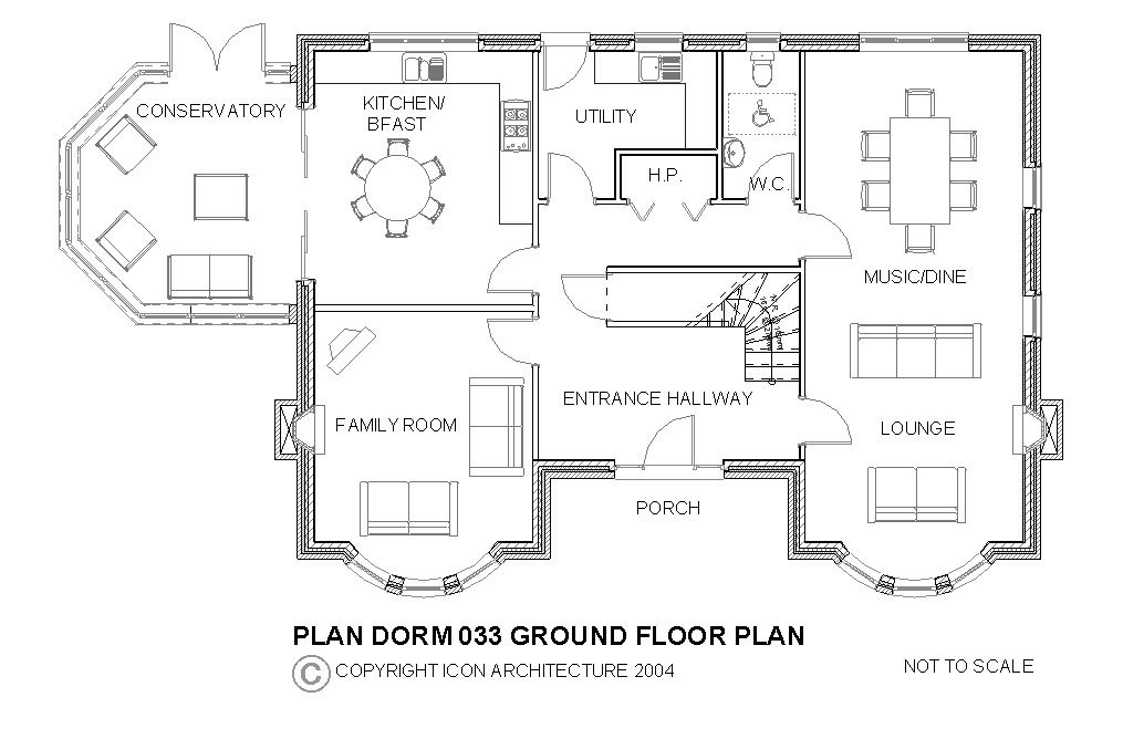house plans ireland two storey - Google Search | first | Pinterest ...