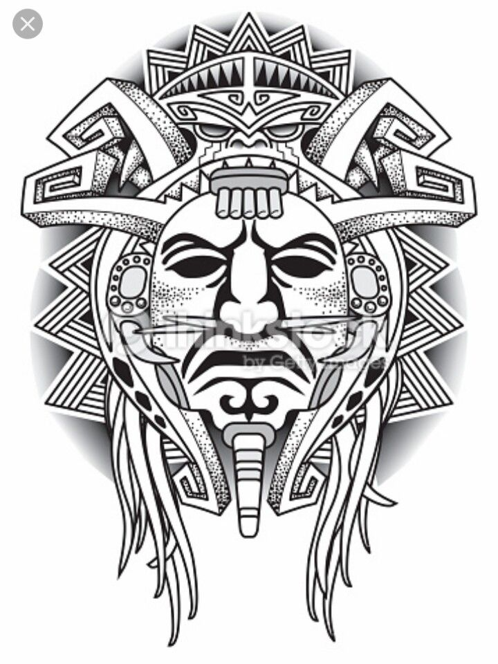 31ec5cb5815a8 Drawings | Drawings | Mayan tattoos, Samoan tattoo, Polynesian tattoo  designs