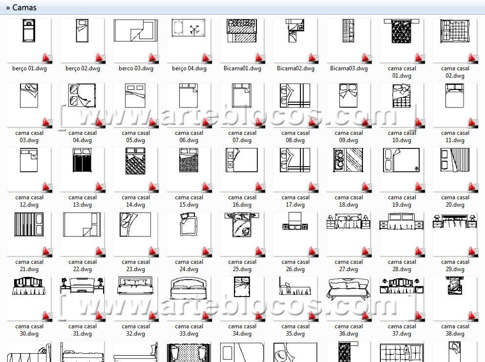 Pin de arteblocos em blocos autocad autocad blocos for Casa minimalista dwg