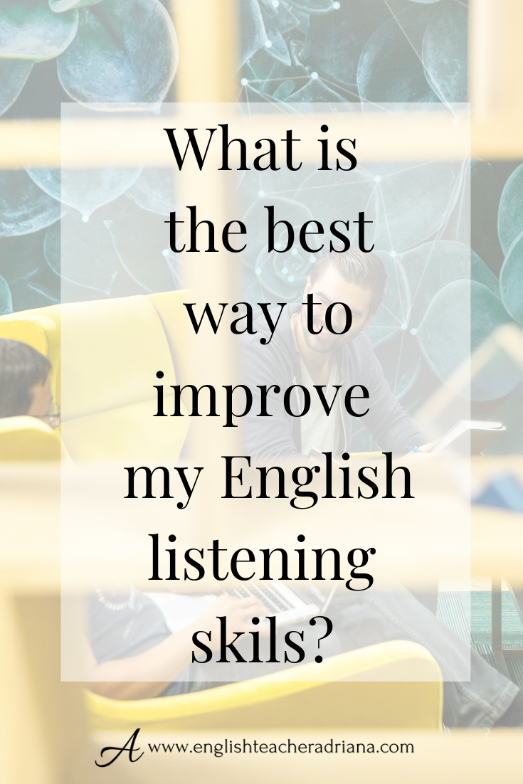 English Listening Tips To Help You Better Understand Fast Conversations Click The Link Below To Watch The Full V Listening Skills Listening Vocabulary Lessons