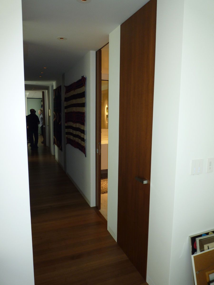 Porte interne a scomparsa con apertura #scorrevole interno parete ...
