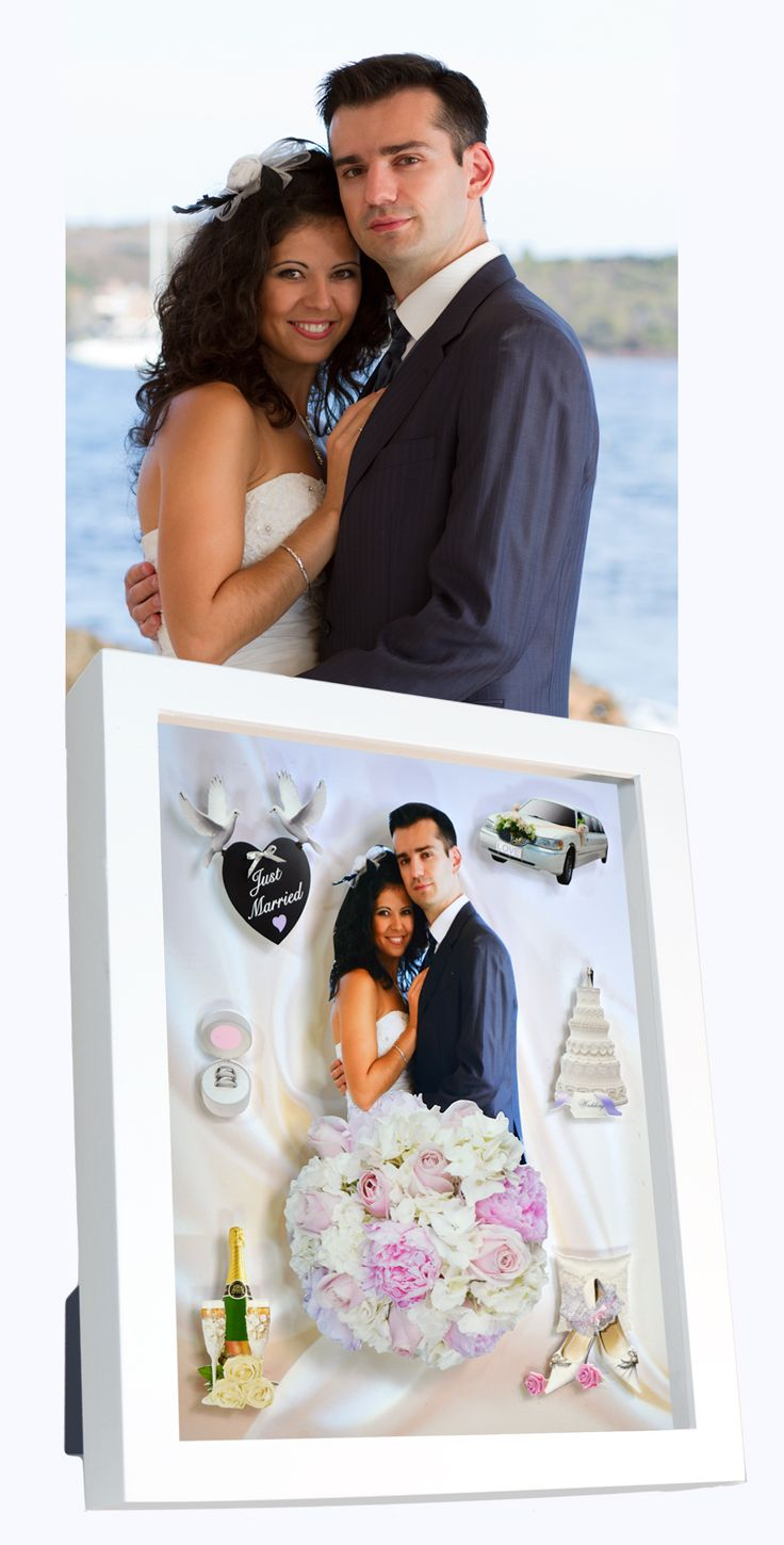 Design your own wedding dress for fun  Make it an amazing wedding Create your own personalized shadow box