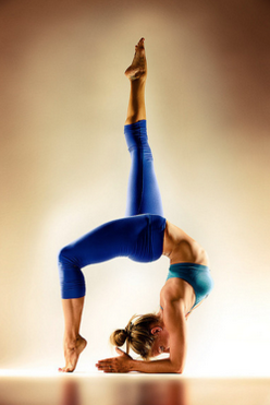 flex yoga girls  exercise yoga inspiration