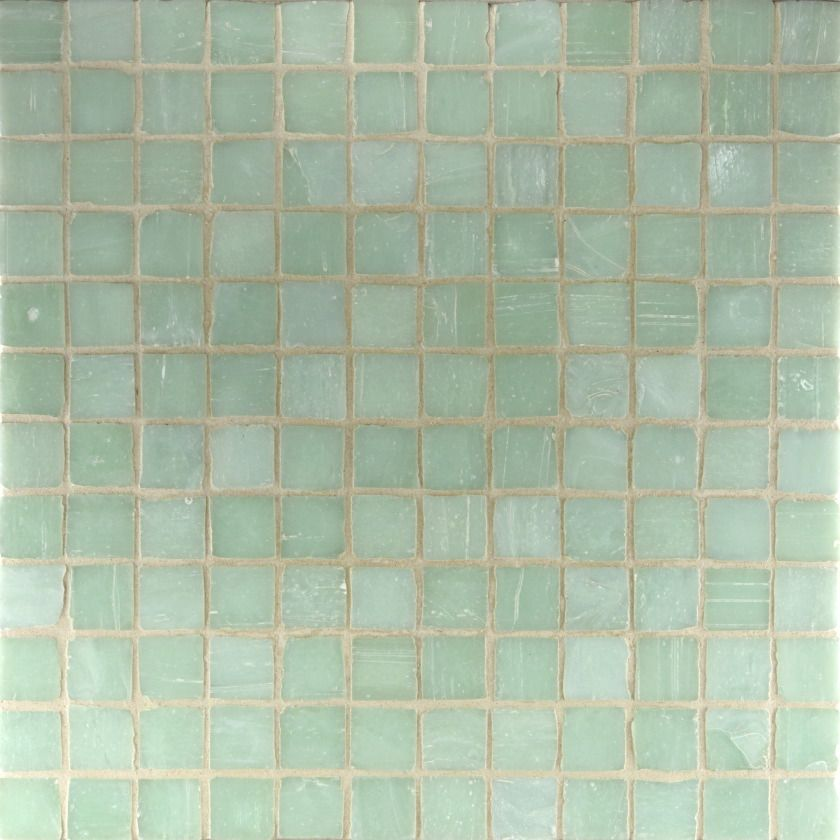 Kitchen Tiles Mint Green: Celadon Glass Mosaic. Would Be Pretty In Bathroom