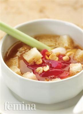Wedang Cemoe Minuman Resep Kuliner Femina Co Id Makanan Resep Minuman