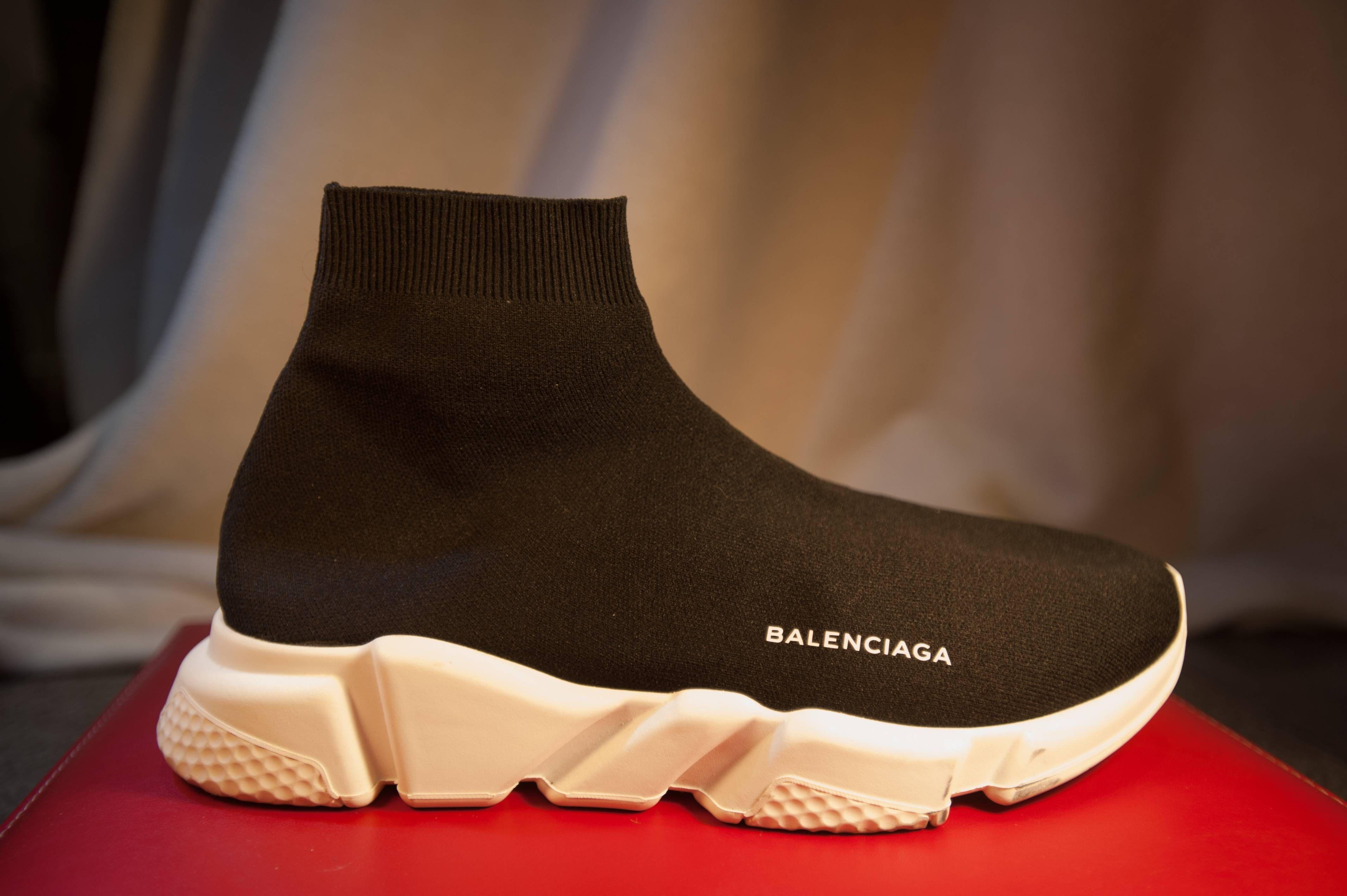 [LC] Balenciaga speed trainers Belugas Kith x Adidas