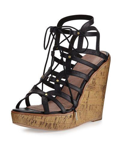 0fece4319aa X315E Joie Larissa Gladiator Wedge Sandal