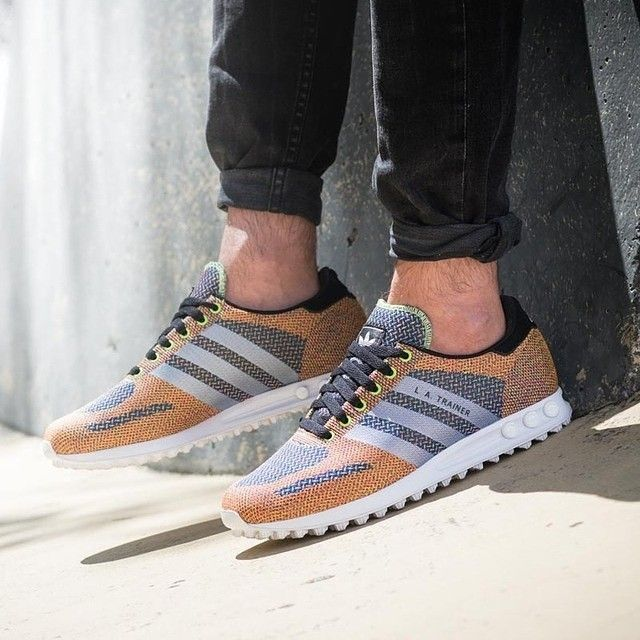 adidas originals la trainer woven