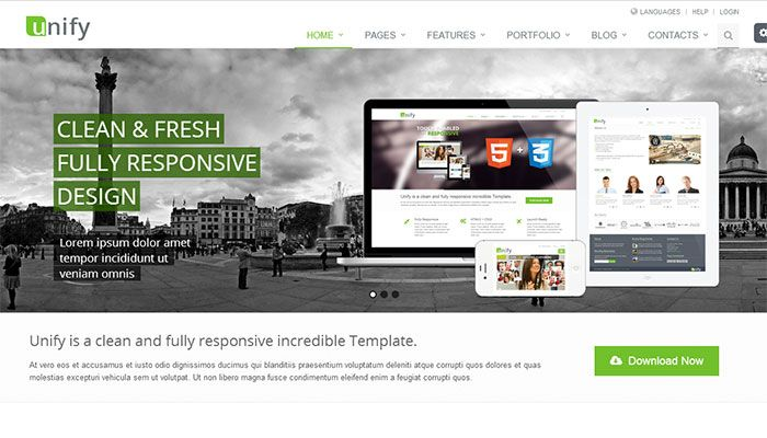 Best bootstrap business templates templatepicks bootstrap best bootstrap business templates templatepicks wajeb Images