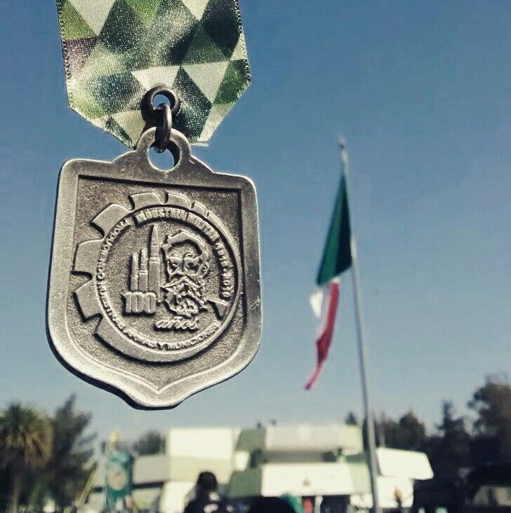 Carrera la Gran Fuerza de México @ Naucalpan, Estado de México; México #HastaLaMetaSiempre