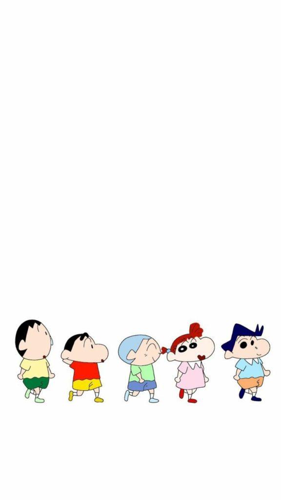 Whatsapp Shin Chan Funny Images