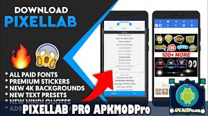 Pixellab Pro Mod Apk V1 9 5 Full Unlocked No Ads Terbaru 2020 Game Aplikasi