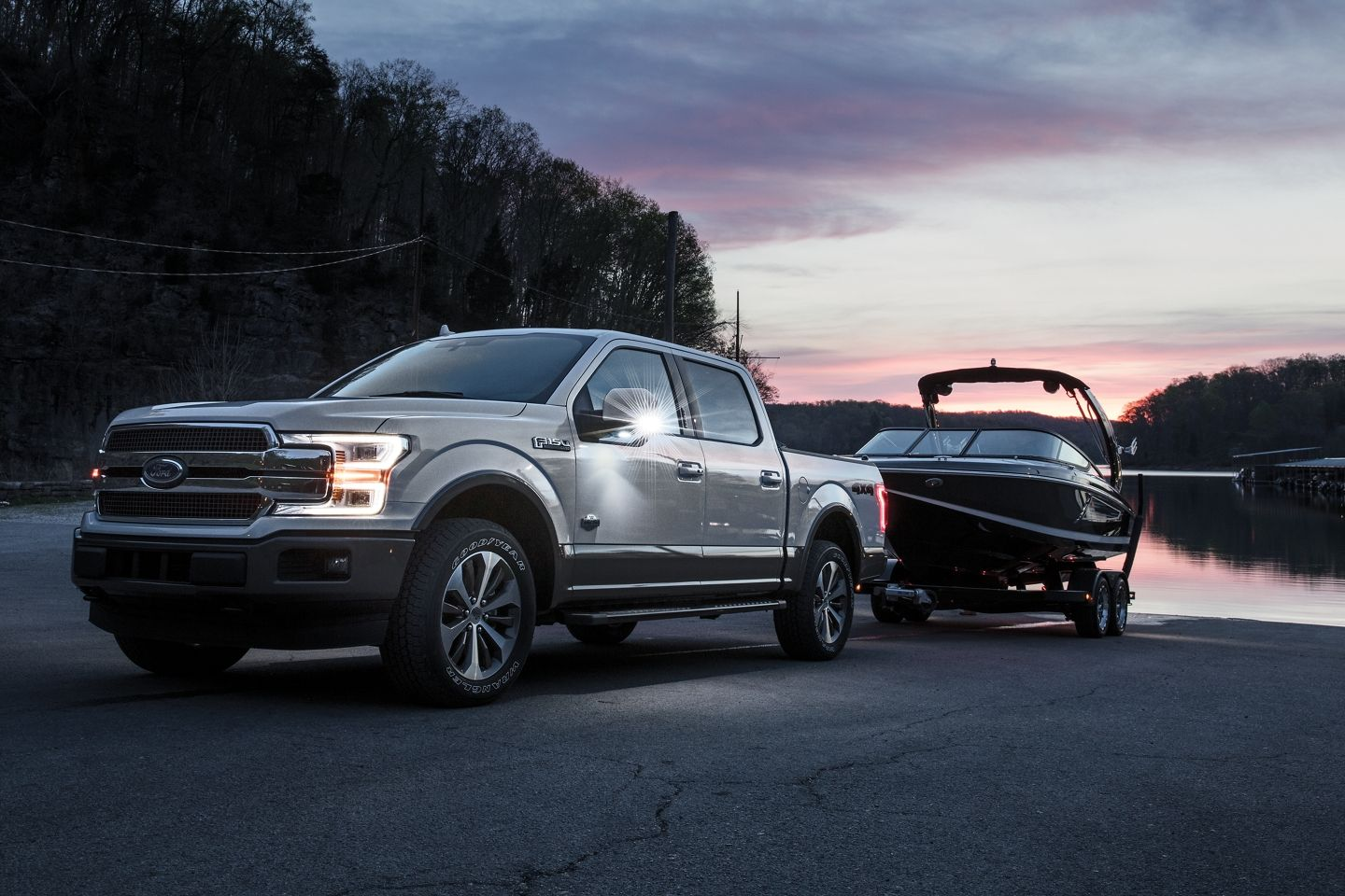 Ts S Ford Welcomes The 2020 Ford F 150 Near Prineville Or A Full Size Pick Up With The Ideal Blend Of Power And