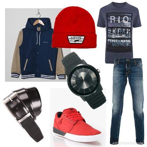 Boy clothing photo teen