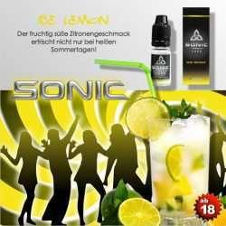 Sonic E-Liquid Ice Lemon 10ml