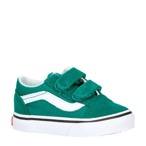 vans groen peuter
