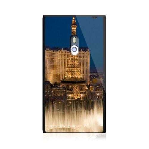 Eiffel Tower Nokia Lumia 800 Case