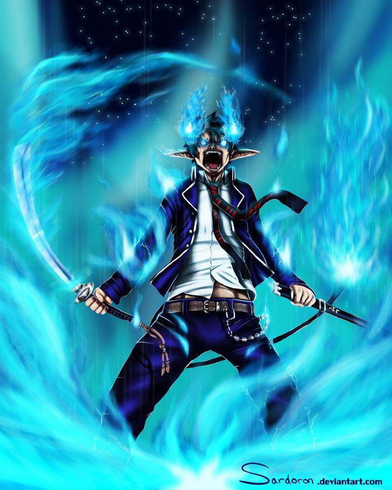 Son Of Satan By Sardoron On Deviantart Anime Shtuff