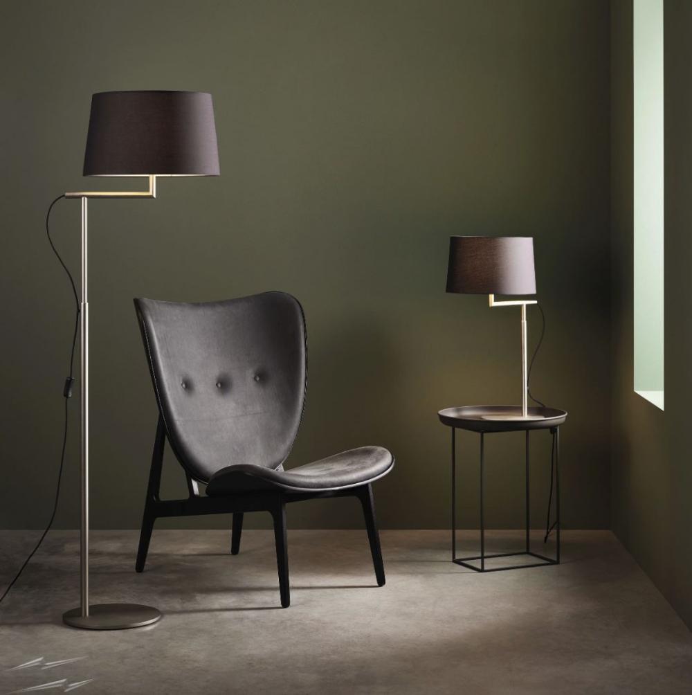 Telegraph Table Lamp in Bronze 1 x E27 max. 12W LED Lamp