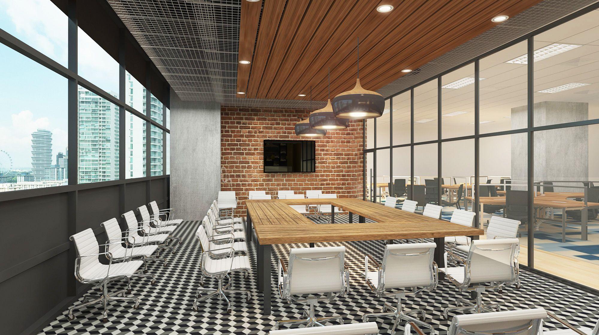 Good William Grant U0026 Sons, Singapore, Office Design Proposal By Kelvin U0026 Frank  Reid