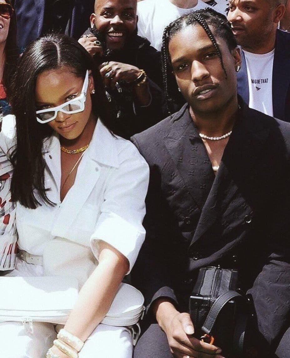ti e Rihanna hook up isotopo risalente età della terra