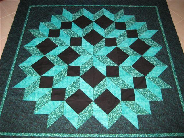 Double Broken Star Quilt Quilt Patterns Star Quilt