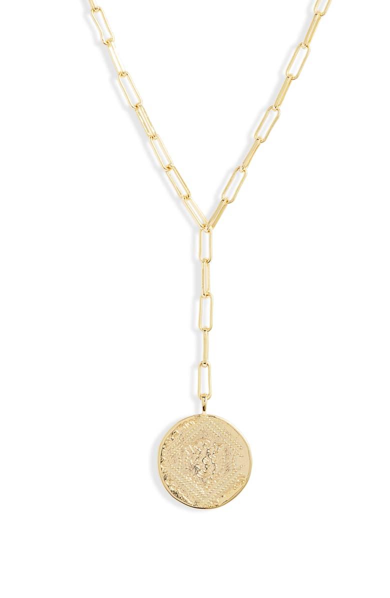 coin y necklace