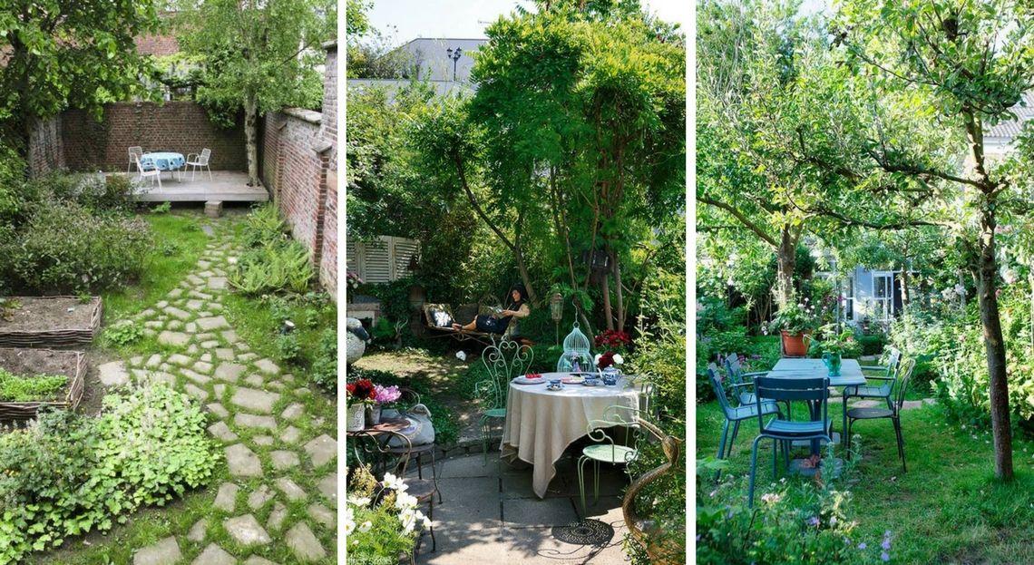 10 Petits Jardins Dont Il Faut S Inspirer Petits Jardins Amenager Petit Jardin Jardin Maison