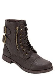 GRUNGE ANKLE BOOT - MR PRICE R189.99