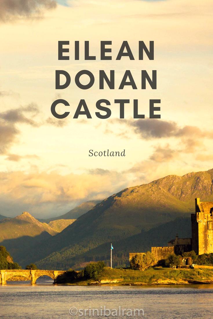 Photographed in Scotland at Eilean Donan Castle. # Wallart #Scotland ...