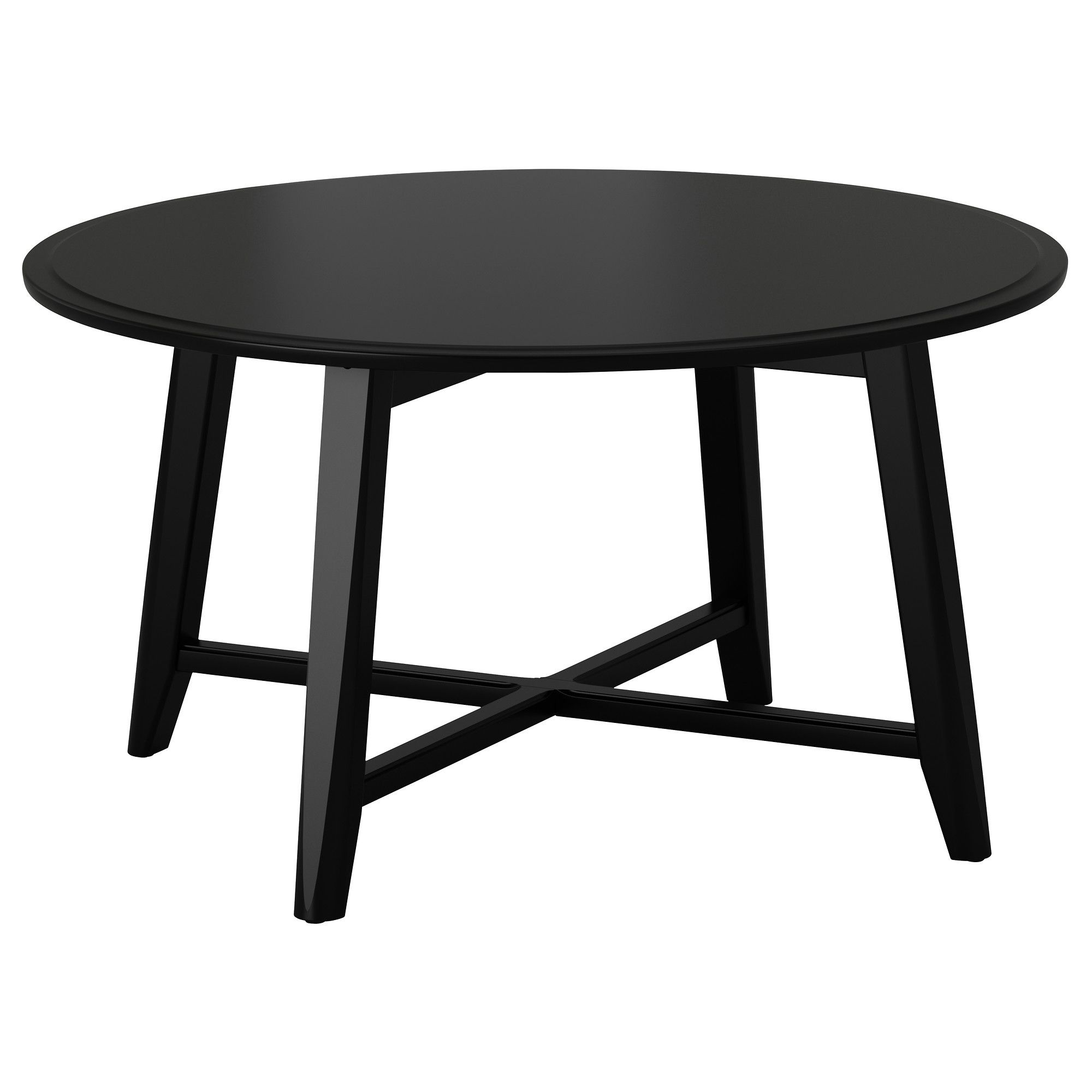KRAGSTA Coffee table black IKEA Family Room