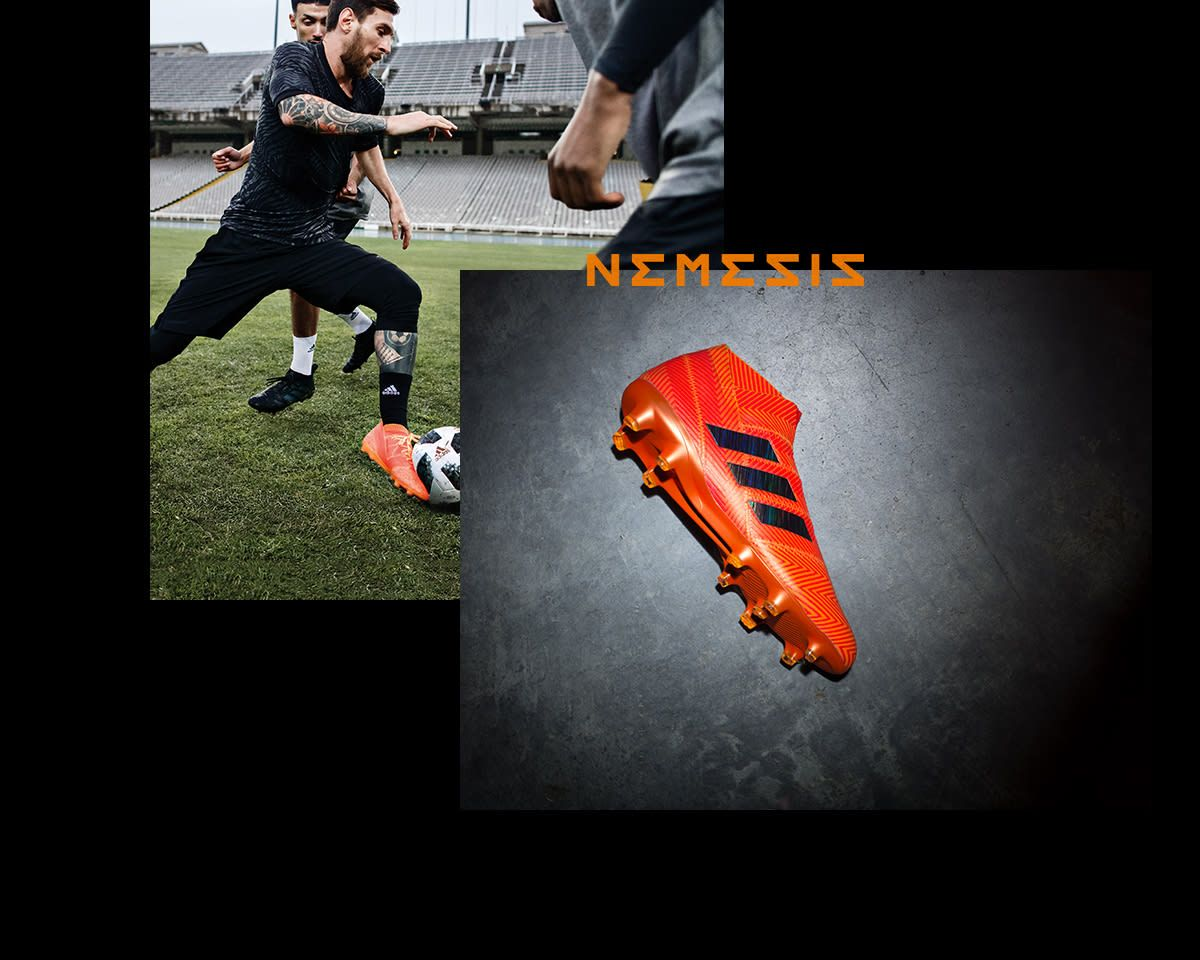 Unleash Speed with X | adidas Soccer | Tenis