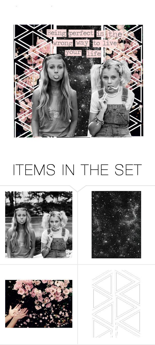 """""""Who cares."""" by liseha ❤ liked on Polyvore featuring art"""