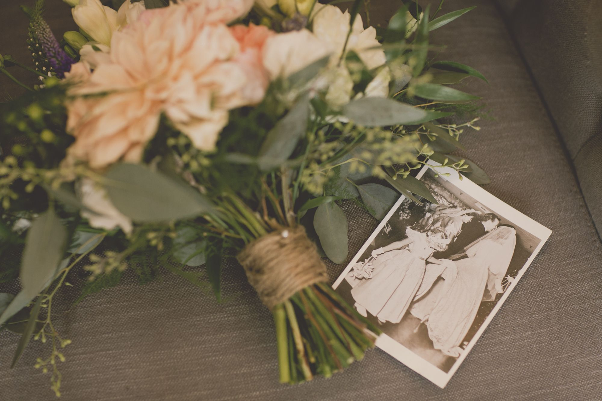 Jen + Dan's Country Chic Farm Wedding Archives - Blush and Bowties