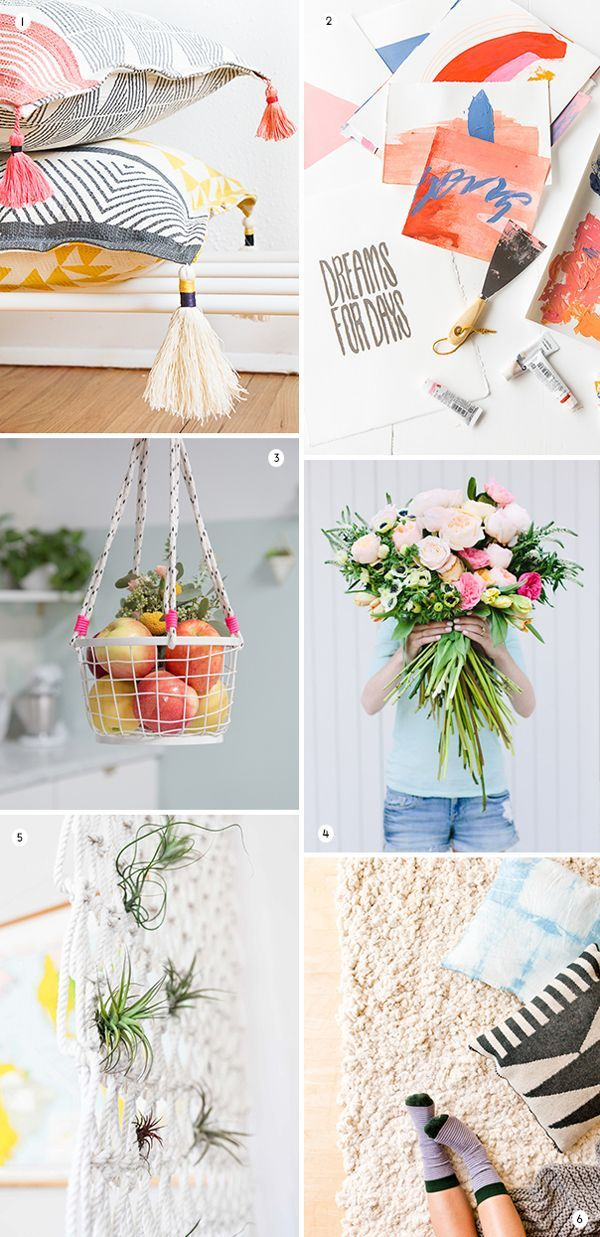 6 Weekend Diys To Try Great Craft Ideas Diy Craft