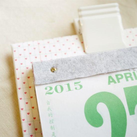 I did not like the orginal frame that came with the calendar so I ...