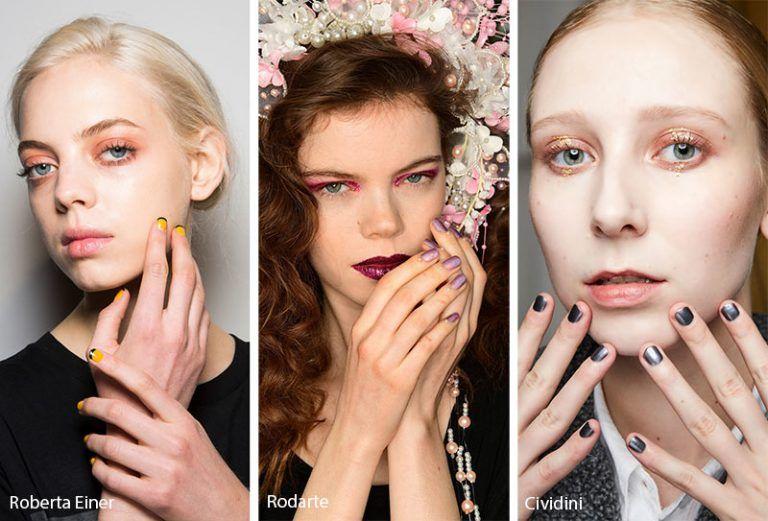 Fall Winter 2019 2020 Nail Trends Nail Color Trends Fall Nail Colors Fall Nail Designs