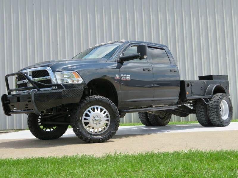 2013 Dodge Ram Pickup 3500 Tradesman Slt 6 7l Cummins Diesel 4x4 6spd Auto Welding Rig Bds Lift Kit 37 Tires Dpf Del Welding Rig Welding Trucks Truck Flatbeds