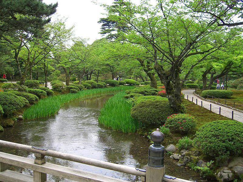 los jardines japoneses ms bonitos y en japn