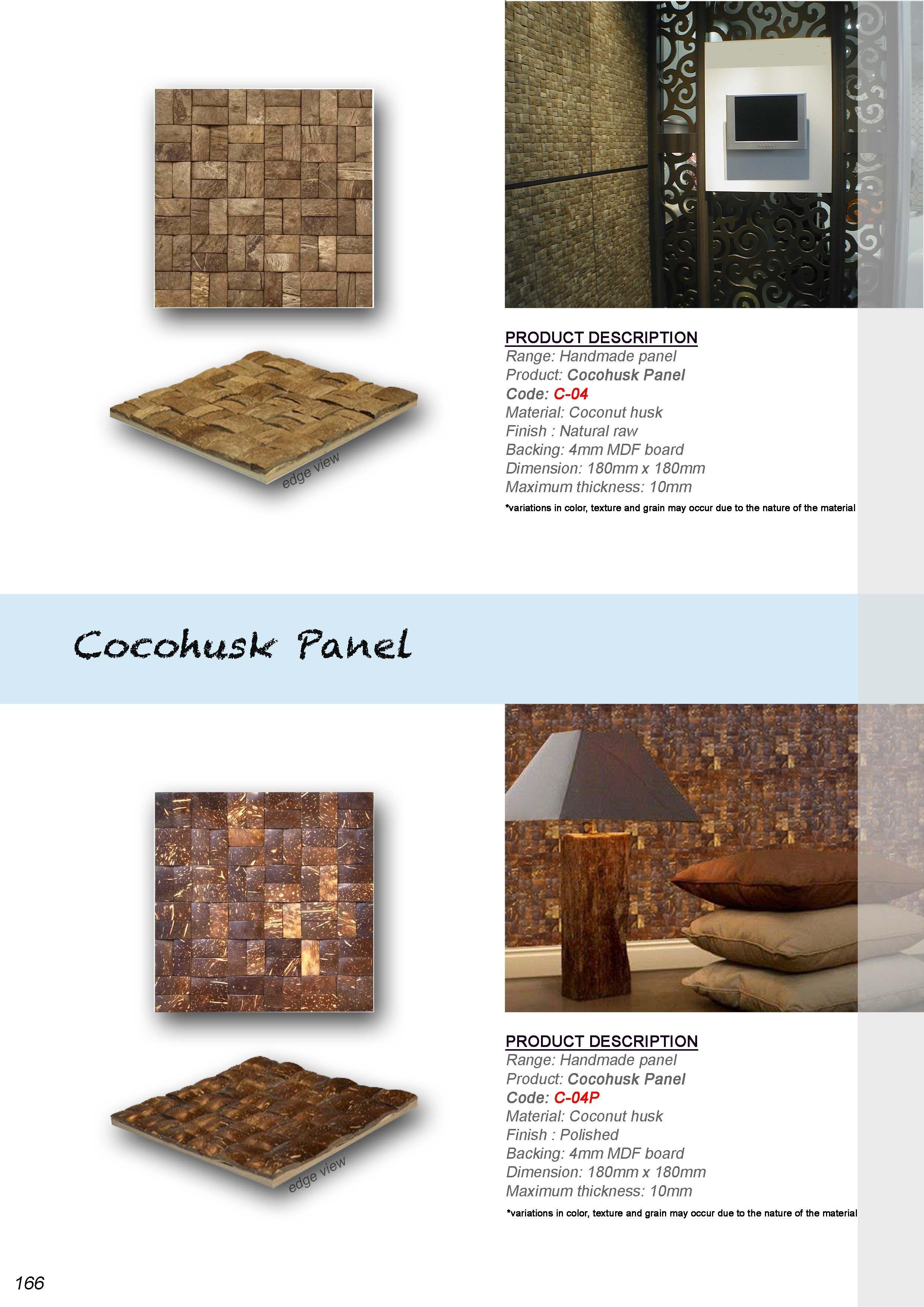 Coconut Husk Is A Natural Material Found In Most Tropical Countries