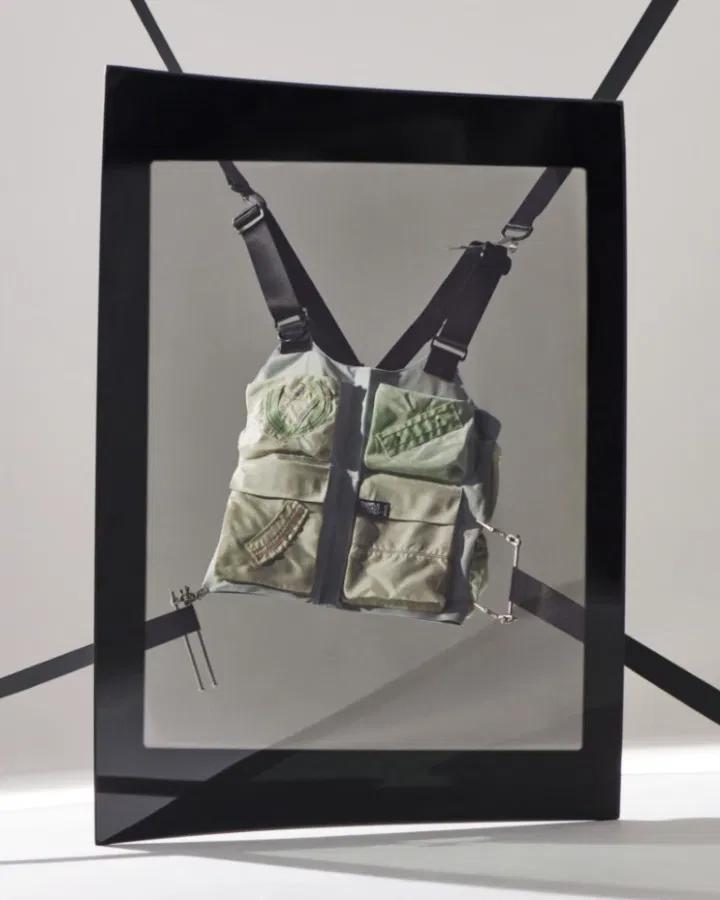 Hyundai Re Style Fashion Created From Car Scraps Hyundai Woven Tote Bag British Brand