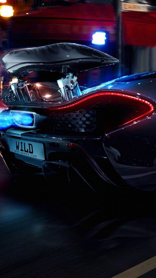 Mclaren P1 Supercar Tail Lights Iphone 5 Wallpaper Ipod Supercars Wallpaper Super Cars Car Wallpapers