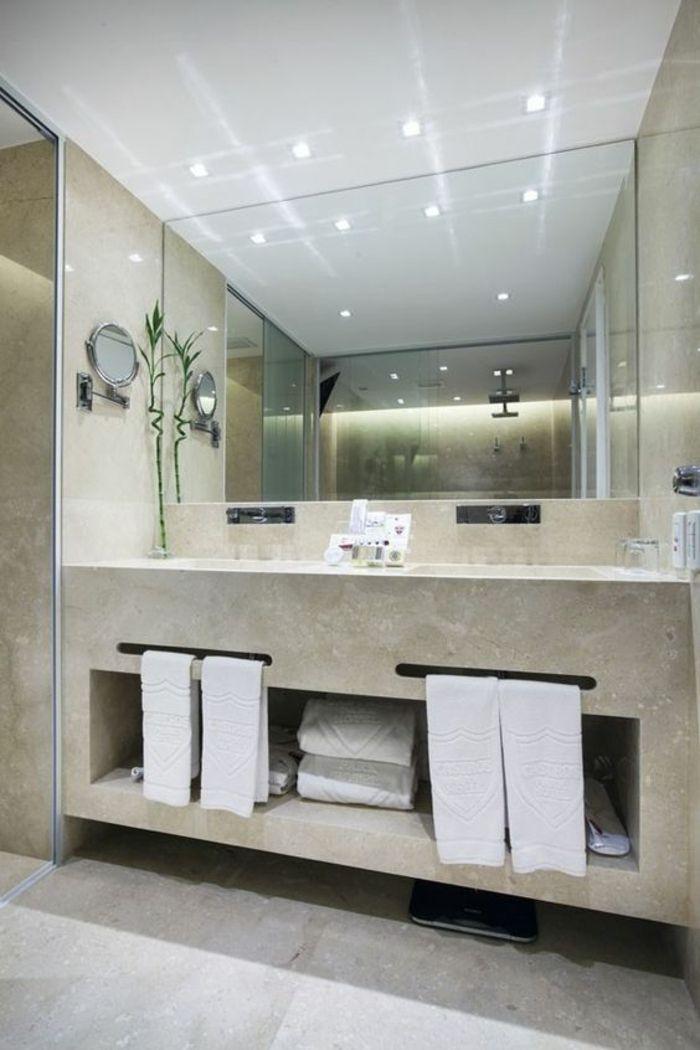 1001 id es pour un miroir salle de bain lumineux les. Black Bedroom Furniture Sets. Home Design Ideas