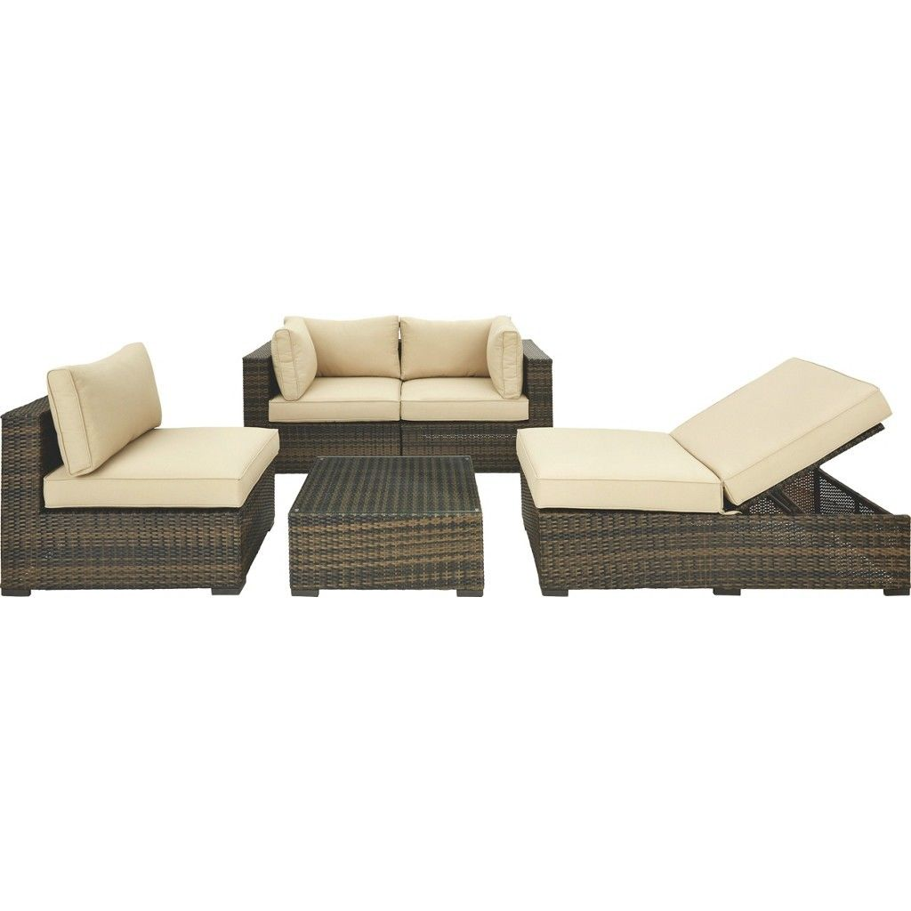 Ambia Möbel ambia garden loungegarnitur braun mehrfarbig jetzt bestellen unter