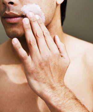 Men's Skin Care Products Differ from Women's