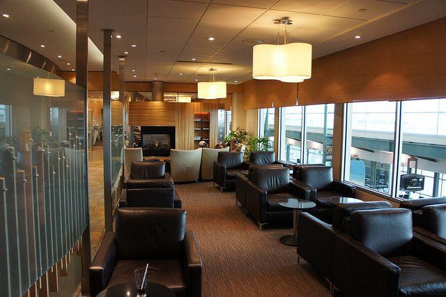 Air canada maple leaf lounge edmonton yeg interior for Interior design edmonton