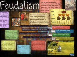 Feudalism: by Ashlyn Hardwick